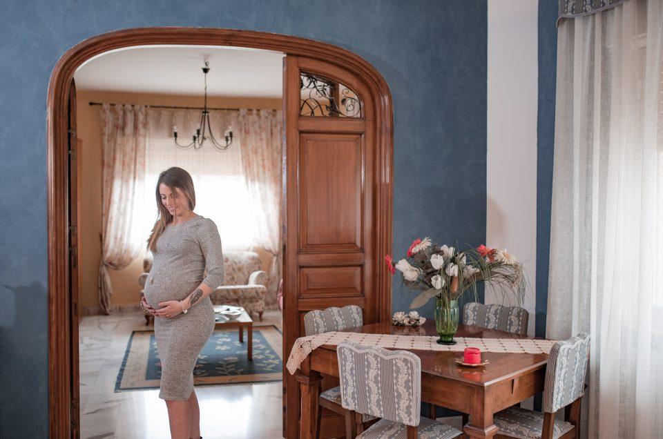 Foto di maternità a Palermo: gli scatti prima del parto